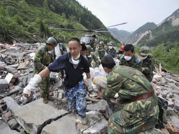 Землетрясение 7 сентября в Китае