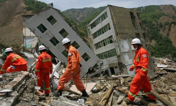 Землетрясение 7 сентября в Китае2