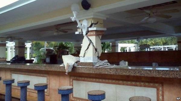 Землетрясение магнитудой 6,3 в Коста-Рике, 2012 год
