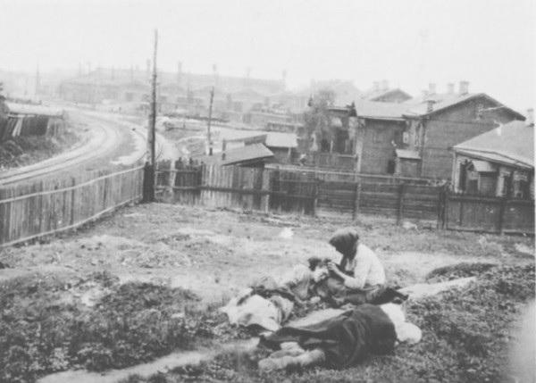 Голодомор в УССР