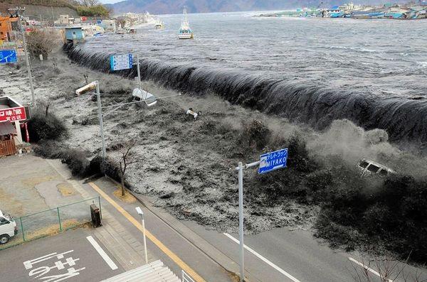Цунами в Японии 2011: страшные последствия разбушевавшейся стихии