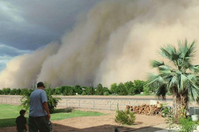 Аризона Буря