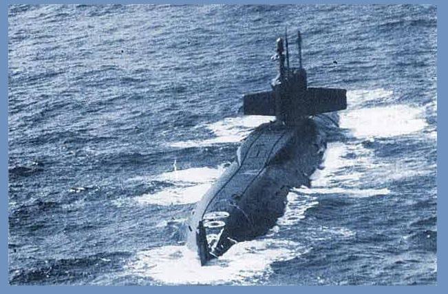 подводная лодка K219
