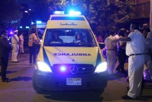 Взрыв в Египте возле отеля, есть жертвы