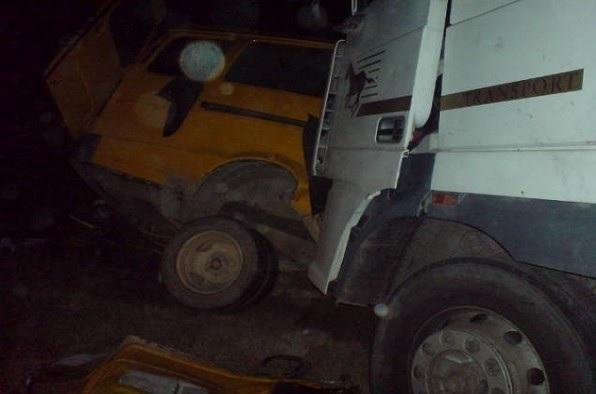 ДТП в Ставрополе, повлекшее гибель 10 человек