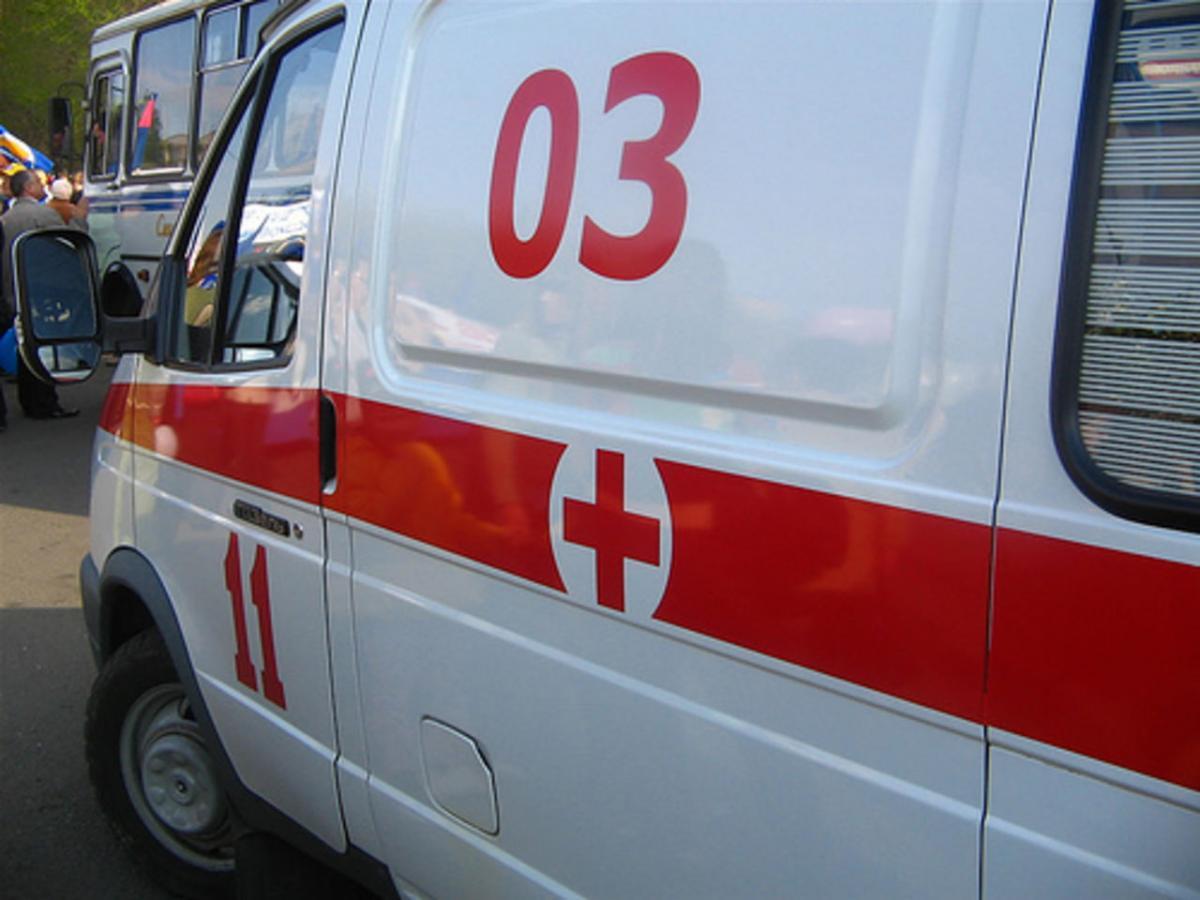 Взрывное устройство сработало на территории травматологического центра в Донецке