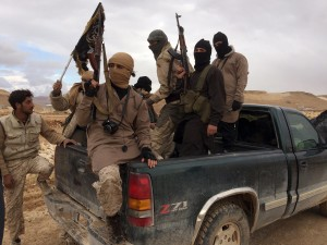 Террористическая группировка «Аль-Каида» захватила два города