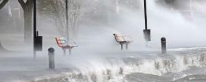 Штат Неваду затопило