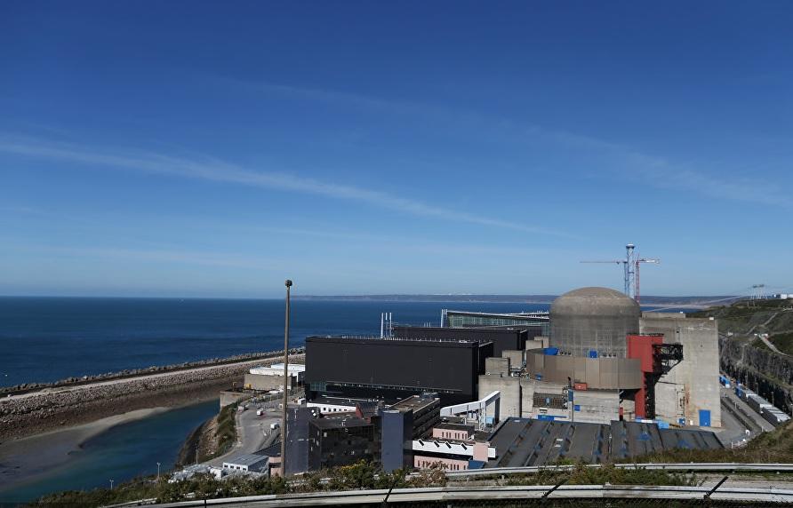 Взрыв на атомной станции во Франции