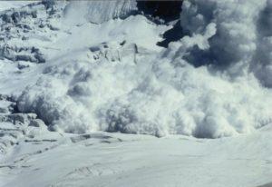 Трагедия на алматинском горно-лыжном курорте