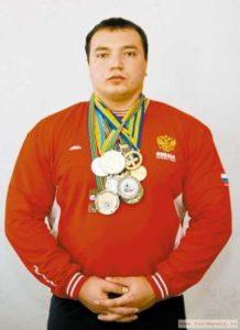 В Хабаровске убит чемпион мира и Европы Андрей Дергачев