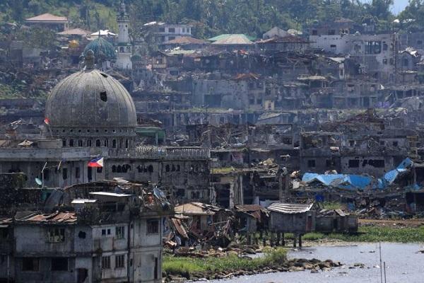 марави освободили от боевиков