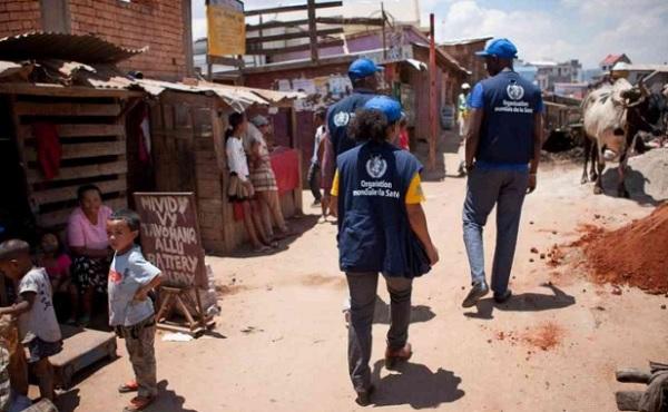 Болезнь чумы на Мадагаскаре