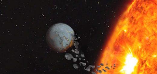 звезды поглощают планеты