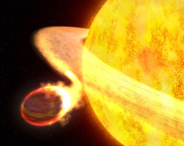 астрономы обнаружили скопление звёзд, поглощающее планеты
