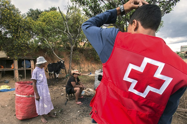 Лечение чумы на острове Мадагаскар