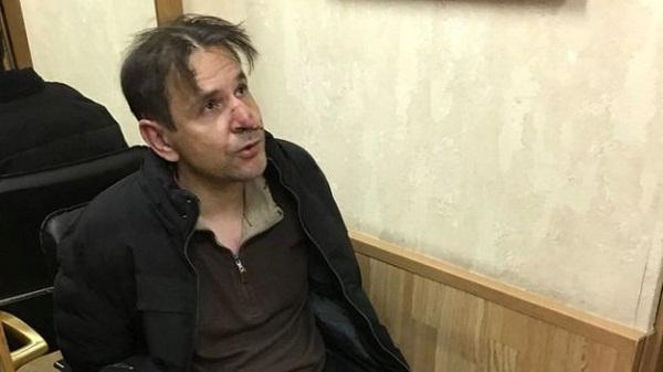 """На редактора радиостанции """"Эхо Москвы"""" напали с ножом"""