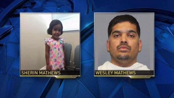 Полиция США нашла тело индийского ребенка, которого ранее выгнал из дома отец