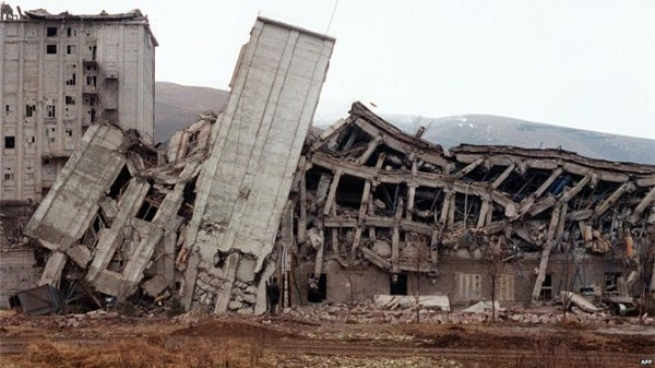 Землетрясение в Армении 1988 года — Спитакская катастрофа (фото, видео)