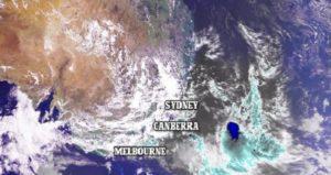 Предупреждение о возможном сильнейшем шторме в Австралии