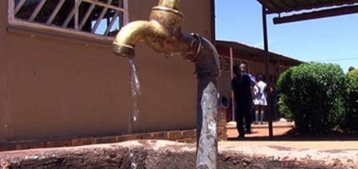 в кейптауне нет воды