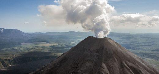 Вулканы мира