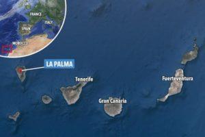 Извержение вулкана на Канарских островах: мир обеспокоен толчками в Ла-Пальме
