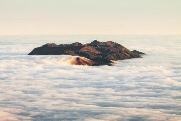 вулкан в ла-пальме
