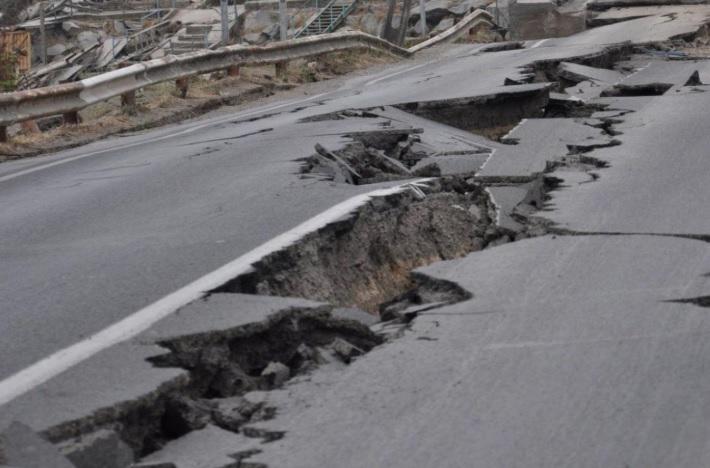Что делать во время землетрясения?