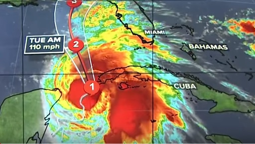 Ураган «Майкл» в США последствия шторма. Видео очевидцев