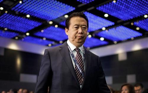 Китай арестовал президента интерпола Мэн Хунвэ