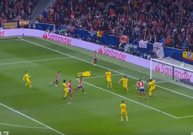 Атлетико — Боруссия 6 ноября 2018 — обзор матча, видео голов и лучшие моменты