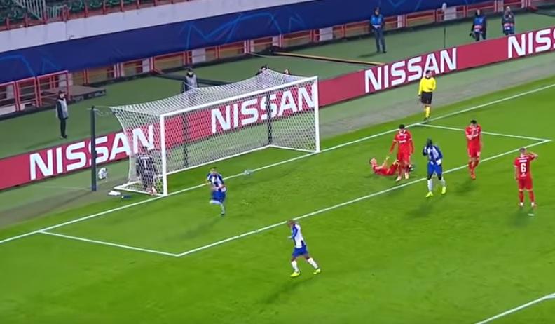 Порту — Локомотив 6 ноября 2018 — обзор матча, видео голов и лучшие моменты