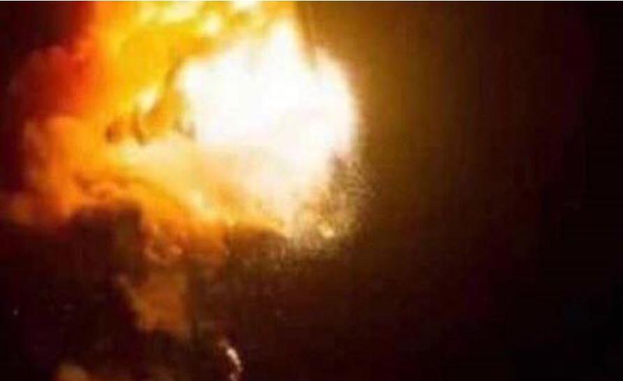 Мощный взрыв в Чечне, который услышали даже в Дагестане