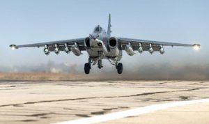 Сегодня в Армении разбился Су-25