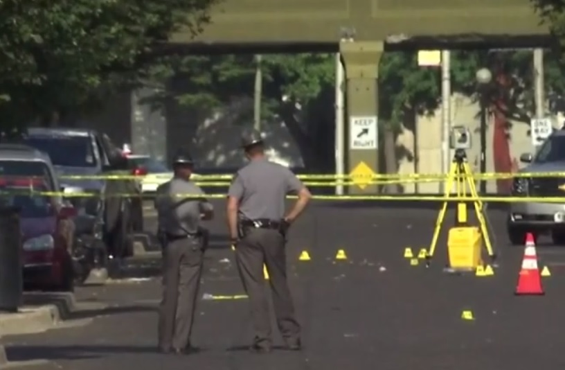 Стрельба в США Дейтон, штат Огайо, 9 человек убиты