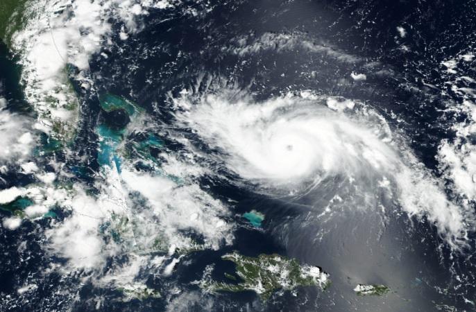 Ураган Дориан, видео стихии последствия и разрушения
