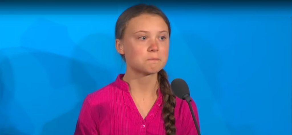 Грета Тунберг: «Вы украли мои мечты, мое детство!»