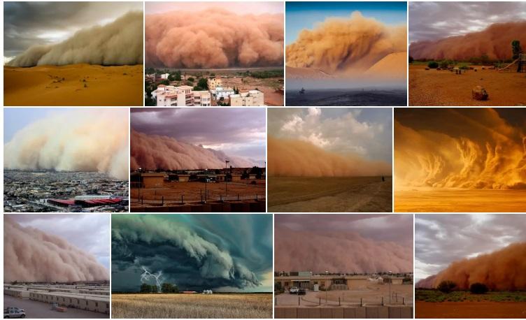 Что такое самум и торнадо, разбираемся вместе