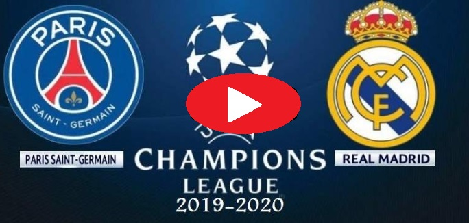 ПСЖ - Реал: где смотреть онлайн футбольный матч. Онлайн трансляция