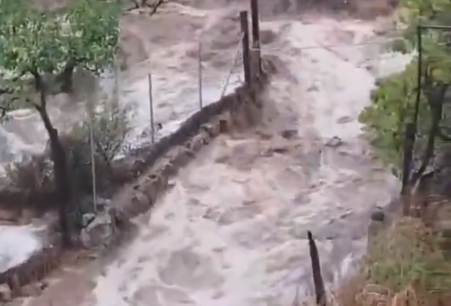 Сильное наводнения в Испании, видео наводнения и последствий