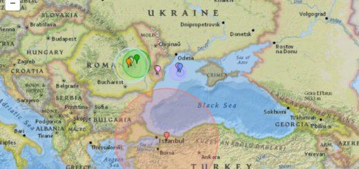 Землетрясения в Одессе