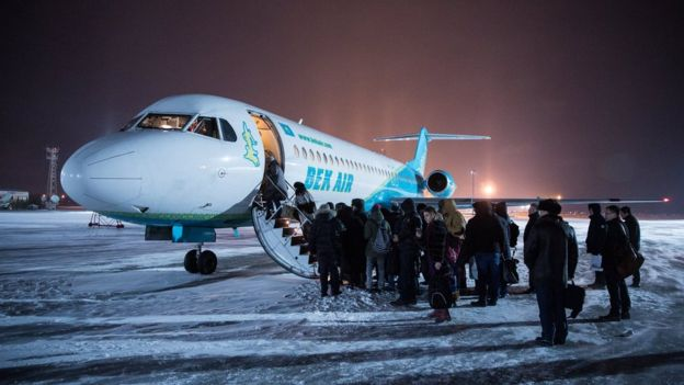 авиакатастрофа к Казахстане 27 декабря 2019 самолет