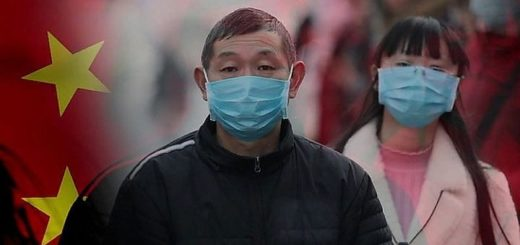 Коронарный вирус, Китай