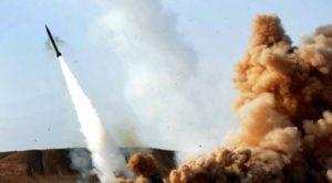 Удар по авиабазе США в Ираке был нанесен с территории Ирана