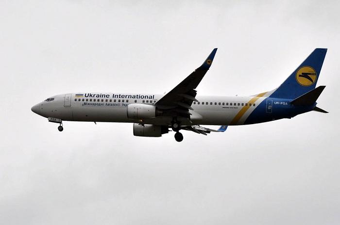 Крушение самолета Международной авиакомпании Украины!