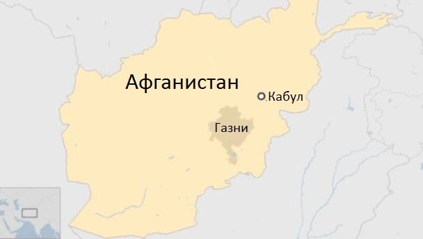 крушенифе самолета Афганистан карта