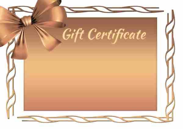 Подарочные сертификаты: главные преимущества