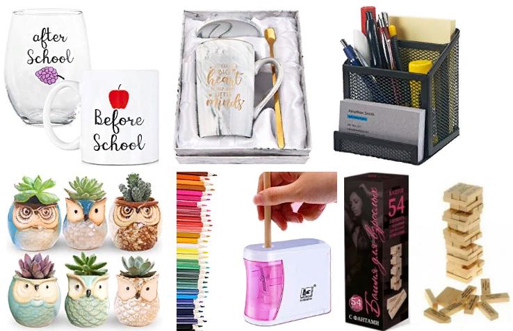 Подарочные наборы ко дню учителя