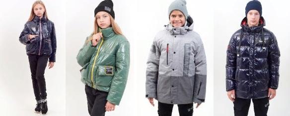 Как выбрать верхнюю одежду ребенку?